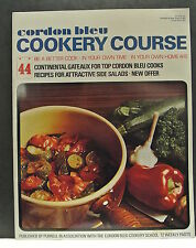 Cordon Bleu Cookery Course. Be A Better Cook-In Your Own Time Own Home Issue 44.