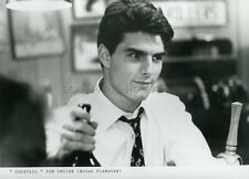 TOM CRUISE  COCKTAIL  1988 VINTAGE PHOTO ORIGINAL