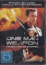ONE MAN WEAPON - KEINER KANN IHN STOPPEN -  DVD Neu & OVP Deutsche Version