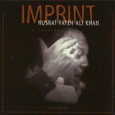 Nusrat Fateh Ali Khan - Imprint: Nusrat Fateh Ali Khan In Concert ECD NEW SEALED