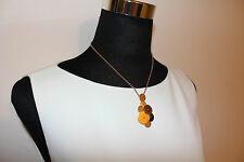 BULGARI CICLADI NECKLACE(LARGE)   SOLID18K YELLOW GOLD  W/BOX & PAPERS