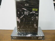 KIX- SELF TITLED     NEW SEALED CASSETTE TAPE