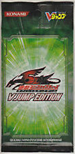 Yu-Gi-Oh V Jump Limited Edition 1 Sealed Pack Promo