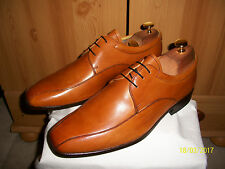 """Barker """"Ross"""" Shoes – Sz 7 (Tan Brown) A 3 Eyelet Derby"""