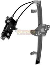 Rear Power Window Regulator Drivers LH No Motor for 98-02 Oldsmobile Intrigue