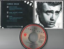James Dean CD-SINGLE EAST OF EDEN / GIANT  (c) 1990  JAPAN