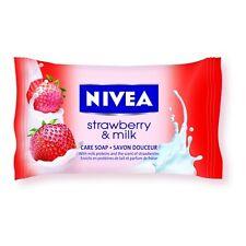 Nivea Strawberry & Milk Care Soap 90g 3oz