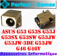 Connecteur alimentation power DC Jack connector Asus G53 G53S G53J G53SX G46
