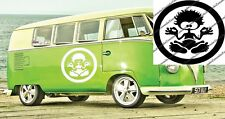 1x Large Saltrock surf surfing vinyl car / van graphic decal stickers graphics