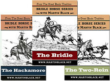 The Complete Bridle Horse Series with Martin Black - DVD - 3 DVD Set