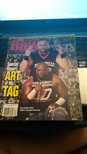 Dudley Boyz WWE RAW magazine September 2003 Kurt Angle Ultimo Dragon Mick Foley