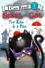 Splat the Cat: The Rain Is a Pain (I Can Read Book 1), Scotton, Rob, Good Book