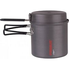 Primus LiTech Trek Kettle - Lightweight & Compact 1L Saucepan & Frying Pan