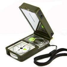 Compact Multi Tool 10 in 1 Outdoor Military Camping Hiking Survival Compass Kit