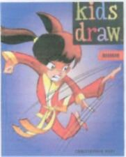 Kids Draw ANIME Christopher Hart 2002 Learn To Draw Large Paperback ART