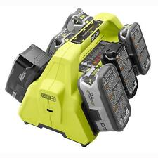 Ryobi  P135 ONE+ 110V 18 Volt Lithium-Ion battery 6-Port Supercharger - NEW !!