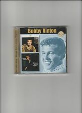 bobby vinton - tell me why/sings for lonely nights - col 6865 CD new/ss ref#3208