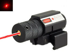 Hot Sale Red Dot Laser Sight Scope 11mm/20mm Picatinny Mount For Air Gun Pistol