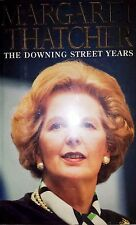 MARGARET THATCHER DOWNING STREET YEARS  *INSCRIBED *FIRST EDITION*