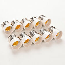 New 5pcs E27 to E14 Base LED Light Lamp Bulb Adapter Converter Screw Socket