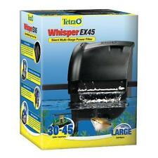 Tetra 26312 Whisper EX 45 Filter, 30-45-Gallon New