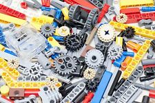 NEW 300+ LEGO Pieces Technic Bricks Parts Clear Gears Box Huge Bulk lbs kg