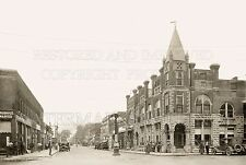 1930s downtown Fairfield Illinois photo CHOICES 5x7 or request 8x10 or 8x12 or..