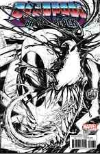 DEADPOOL BACK IN BLACK 1 TYLER KIRKMAN RARE KRS SKETCH B&W VARIANT NM SOLD OUT