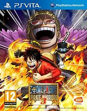 ONE PIECE PIRATE WARRIORS 3 TEXTOS EN ESPAÑOL NUEVO PRECINTADO PS VITA