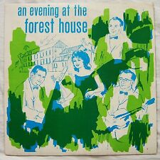 KING HENRY & THE SHOWMEN Evening at Forest House US 60s PRIVATE LOUNGE FUNK LP
