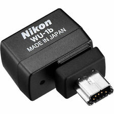 Nikon WU-1b Wireless Mobile Adapter for D600, D610, 1 AW1, 1 S1, 1 J3, 1 V2
