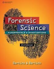 Forensic Science: Forensic Science : Fundamentals and Investig (FREE 2DAY SHIP)