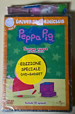 DVD - Peppa Pig - Scarpe nuove ed altre storie include 10 episodi + Gadget - L
