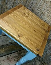 HAND MADE RUSTIC TABLE TOPS 80CM X 80CM PUBS RESTAURANT CAFES COFFEE SHOP