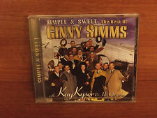Simple & Sweet : The Best Of Ginny Simms with Kay Kyser & his Orchestra : CD