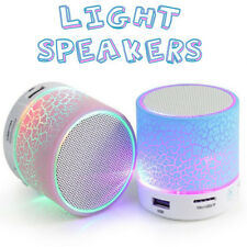 """DESIGN LIGHT SPEAKER"" Bluetooth music MP3 player (5 color)"