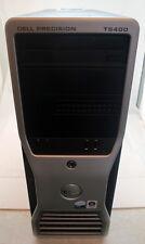 Dell Precision T5400 Quad Core Xeon E5420 Mini-Tower 2.50GHz 4x1gb RAM no HDD