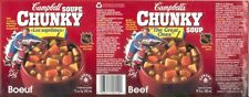 Wayne Gretzky 1980's/90's Collectibles.  Soup Label, Shoelace, Coin.