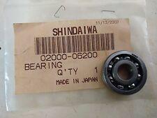 Shindaiwa 02000-06200 Cojinete De Motor