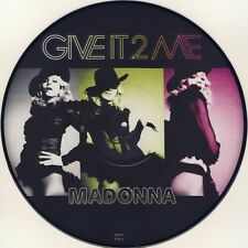 "Madonna ‎12"" Give It 2 Me - Picture Disc - England"