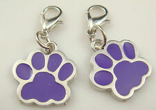 1p Dog Collar Tag Disc Disk Pet ID Enamel Accessories Necklace Pendant Metal h4m