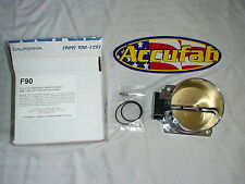 86-93 Mustang 5.0 Accufab 90mm race throttle body 302 fox turbo supercharger F90