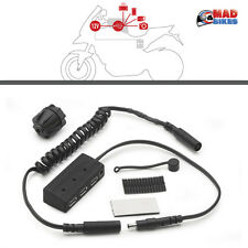 Givi / Kappa USB Power Hub Kit, Electrical Feed to Motorcycle tank bags. (S111)