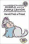 Harold and the Purple Crayon: Harold Finds a Friend (Harold & the Purple Crayon)