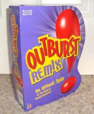 Outburst Remix Game 2004 COMPLETE offbeat spin on The Game of Verbal Explosions