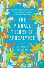 THE PINBALL THEORY OF APOCALYPSE - NEW PRE-LOADED AUDIO PLAYER BOOK