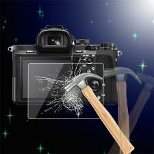 Tempered Glass Camera LCD Screen Protector Cover for Sony A7/A7R/A7S OB