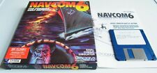 PC DOS: Navcom 6 - The Persian Gulf Defence - Cosmi 1988