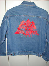 Redhook Brewery Seattle Embroidered Jeans Jacket XL/NWOT