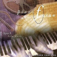 Film Music Piano Forte-Opus 3 by Christopher Peacock